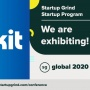 HR KIT SELECTED TO EXHIBIT AT 2020 STARTUP GRIND GLOBAL CONFERENCE